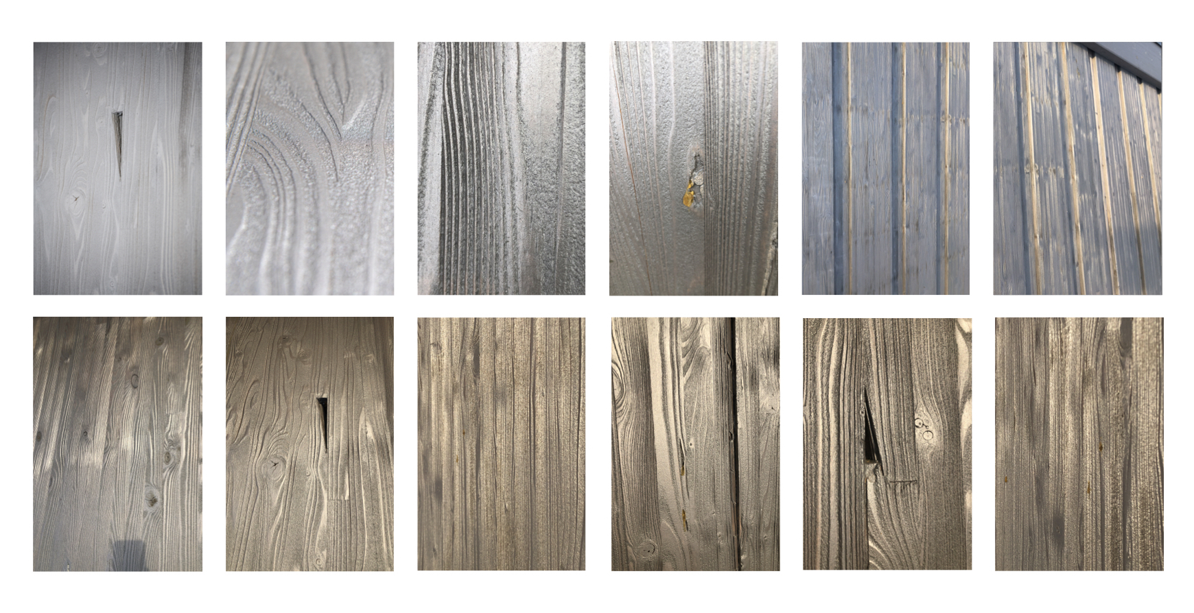 Glulam panels Surface treatment Concept building by ZAZA TIMBER
