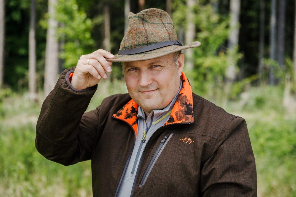 Māris Peilāns, ZAZA TIMBER Production Chairman of the Management Board
