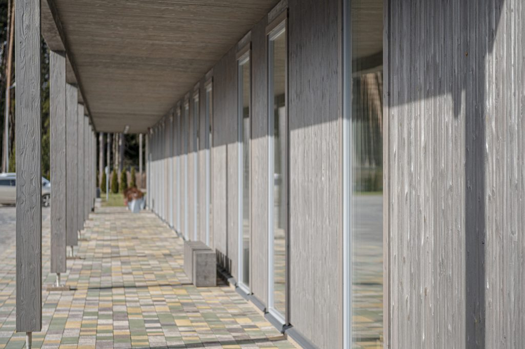 Massive GLT wall panels without insulation Concept building by ZAZA TIMBER_1RK8112